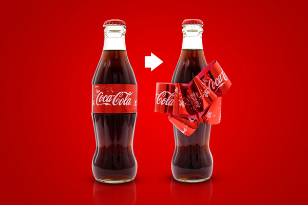 Coca-Cola Celebration Ribbons