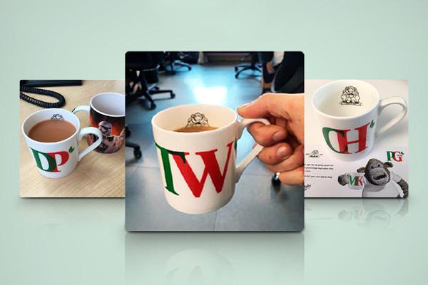 PG Tips Personalised Mug