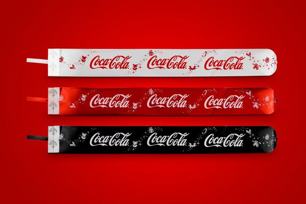Coca-Cola Celebration Ribbons